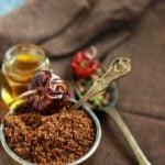 Nalla karam podi recipe  How to make nalla karam podi