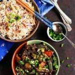 Chilli garlic okra recipe | Chilli okra recipe