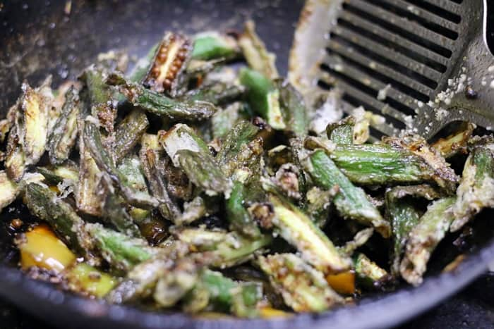 chili okra step 6