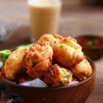veg fritters recipe