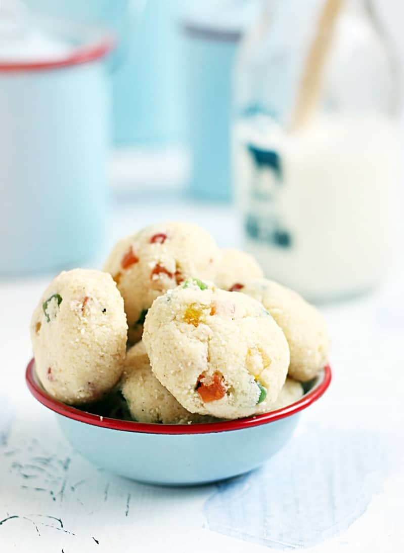 semolina cookies recipe