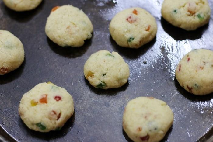 rava cookies step5