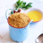 Flax seeds podi recipe | Flax seeds powder recipe for idli