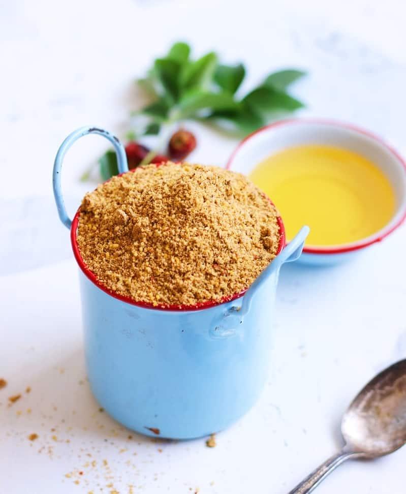 flax seeds powder recipe