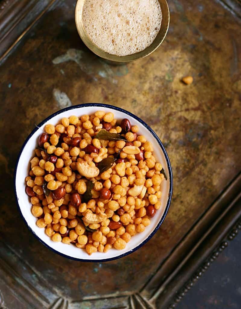 kara boondi recipe- Diwali snacks recipes