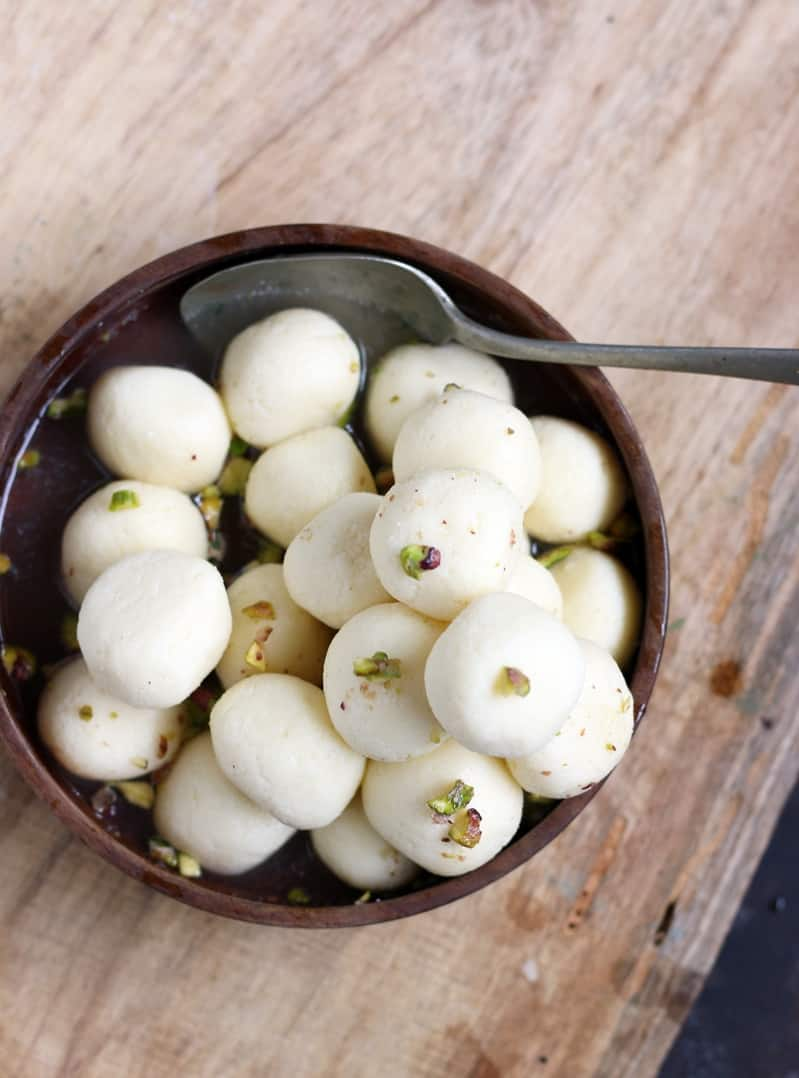 Soft Rasgulla recipe