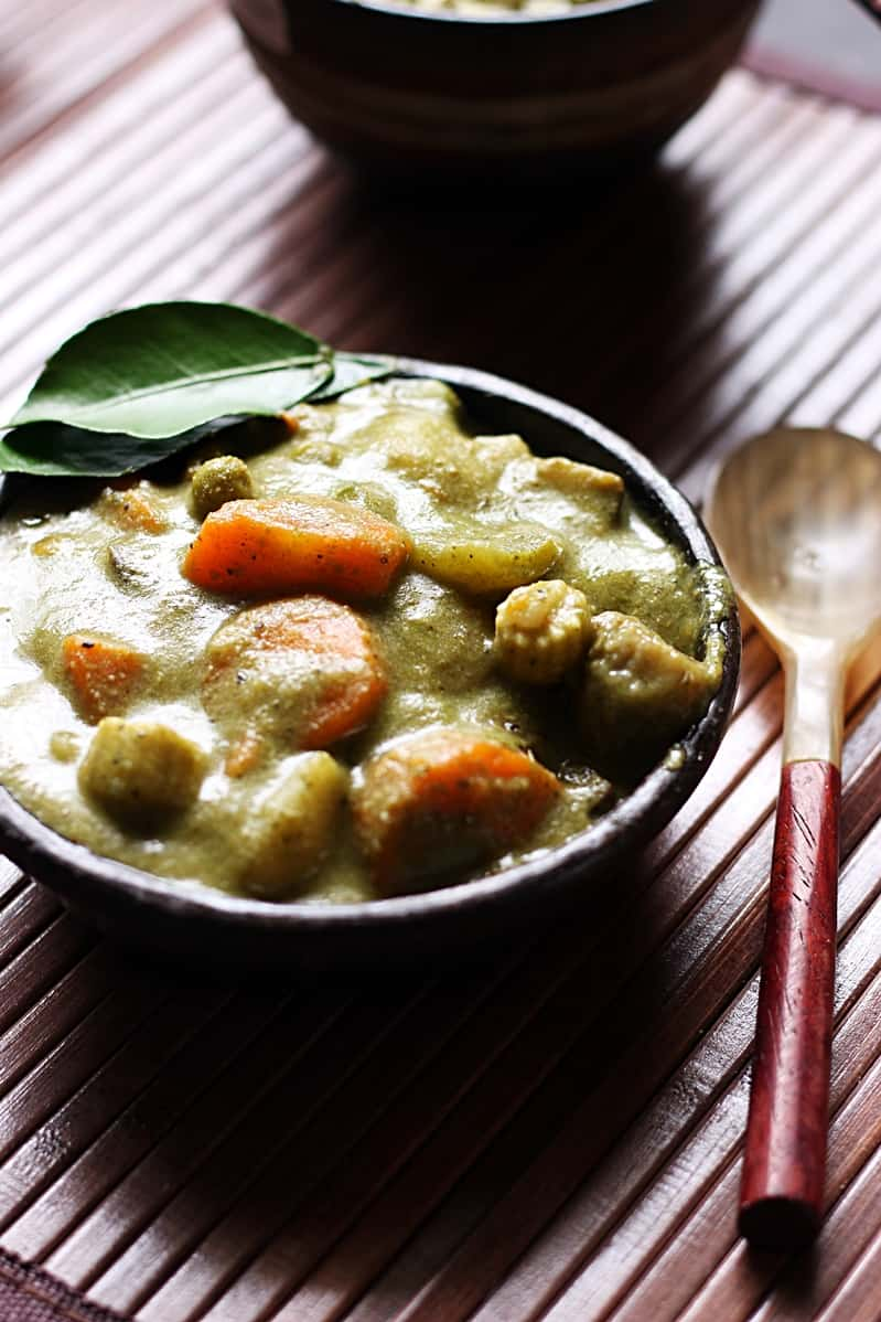 how to use real thai green curry paste
