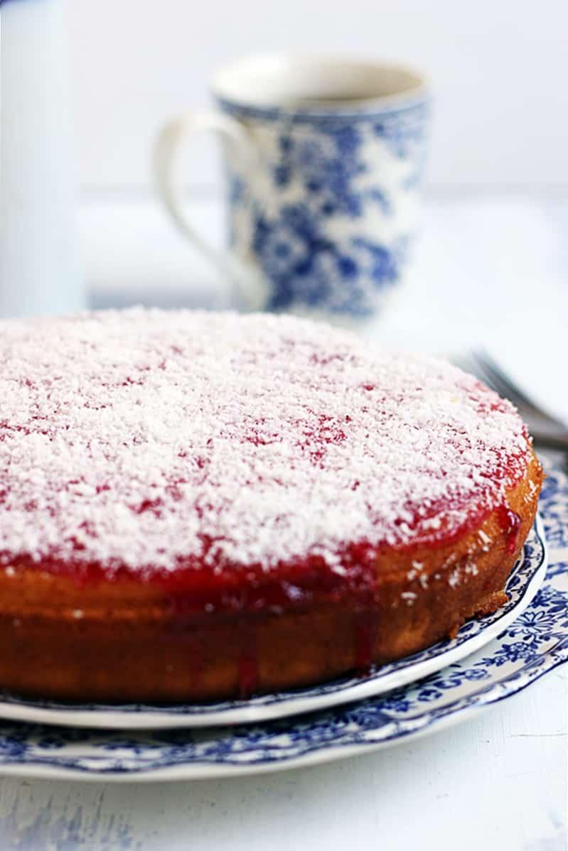 Vanilla Cake Recipe Indian Style