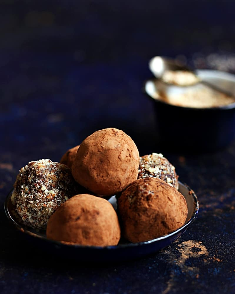Recipe For Chocolate Truffles With Cocoa Powder
