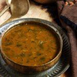 keerai sambar recipe