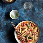 chili garlic noodles recipe