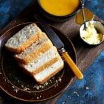 Herb Garlic Bread Recipe | Garlic Loaf Recipe