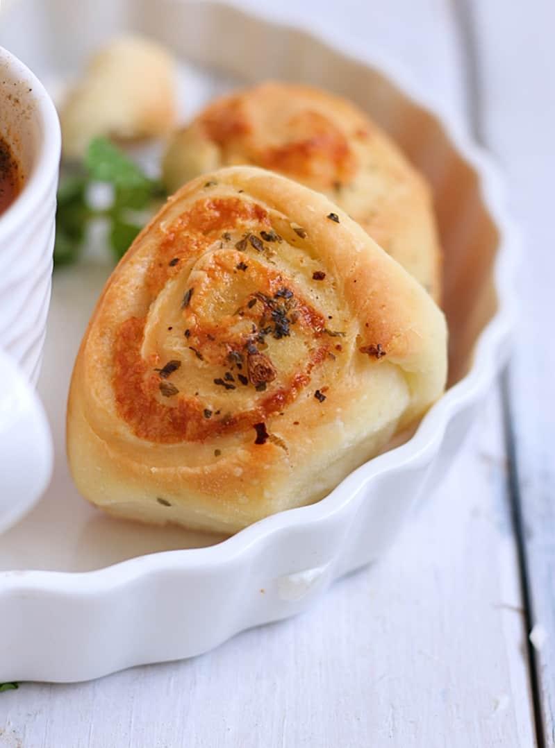 garlic rolls recipe c