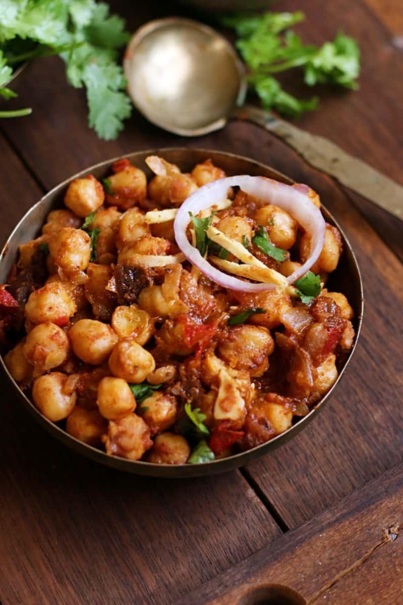 Punjabi chole masala | How to make chole masala recipe