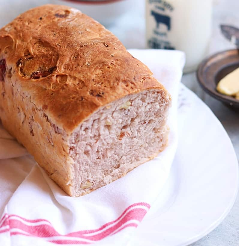strawberry yeast bread recipe c1