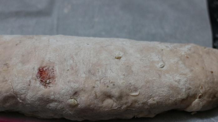 strawberry yeast bread step 9