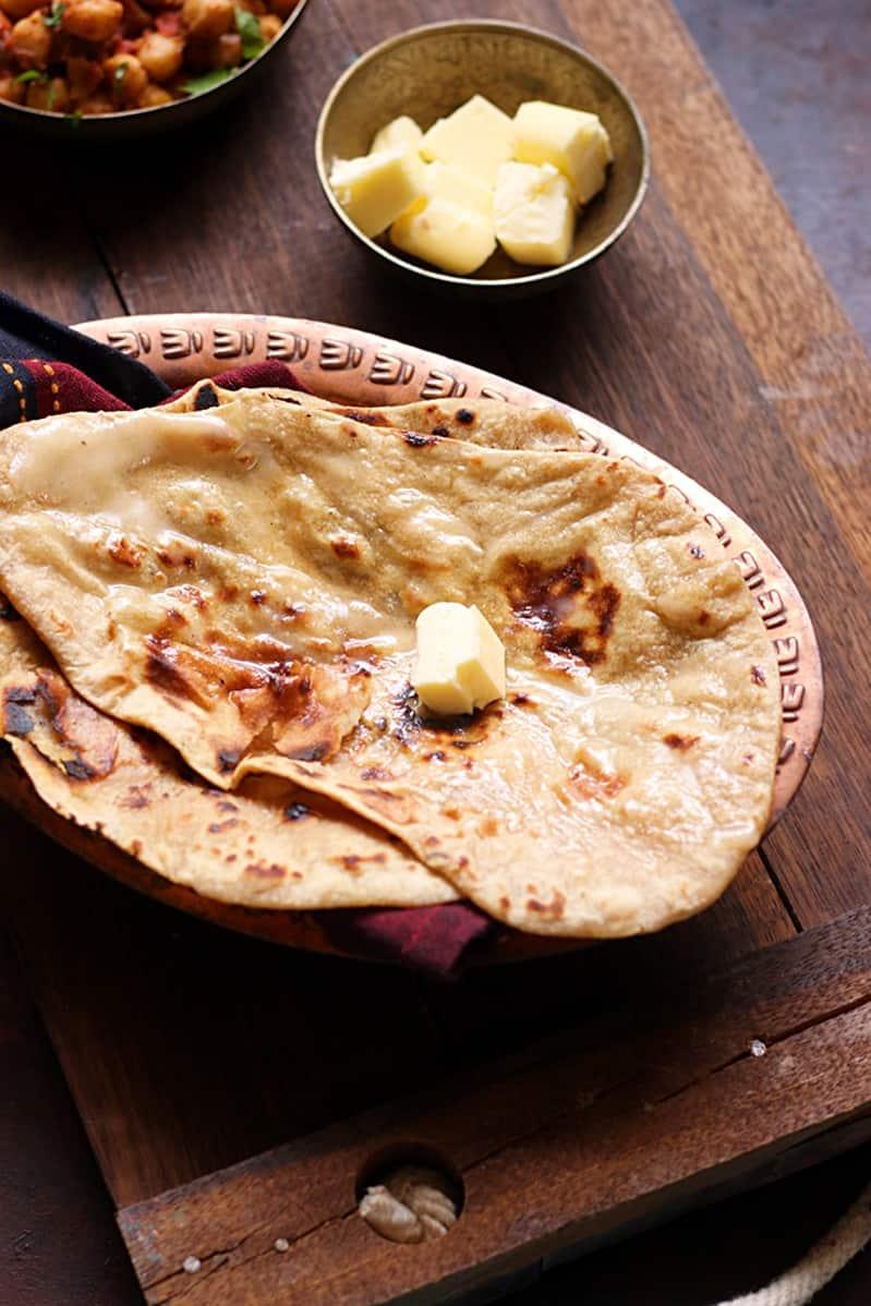 tandoori roti recipe