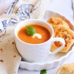 carrot ginger soup recipe