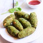 Hara bhara sabudana kabab recipe
