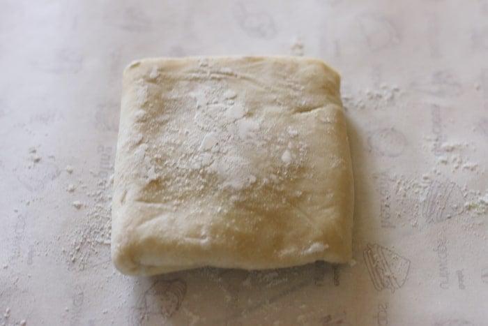 pizza puff step 3