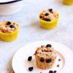 Vegan Banana Muffin Recipe (With Multigrain Flour)