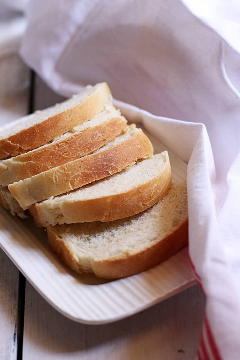 white sandwich loaf recipe c