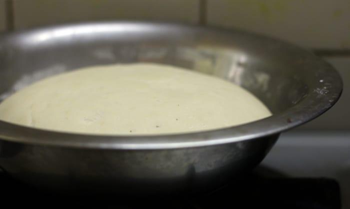 white sandwich loaf recipe step 1