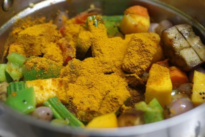 kadamba sambar recipe 3