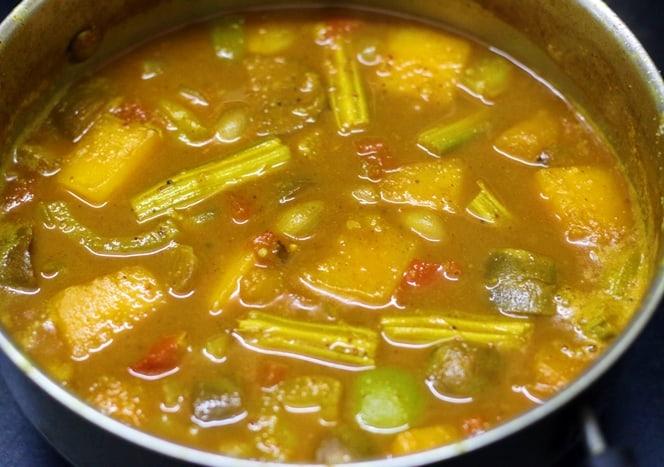 kadamba sambar recipe 6