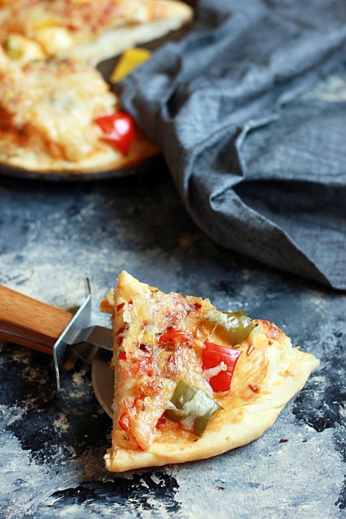 cheese burst pizza recipe c