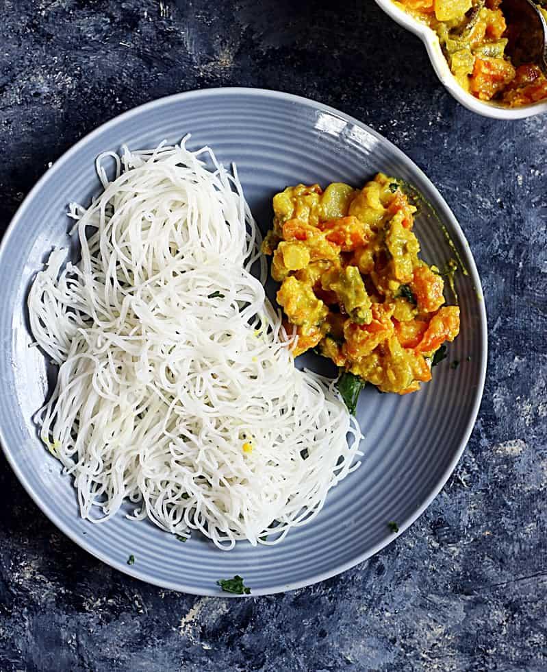 idiyapam recipe, indian breakfast recipes