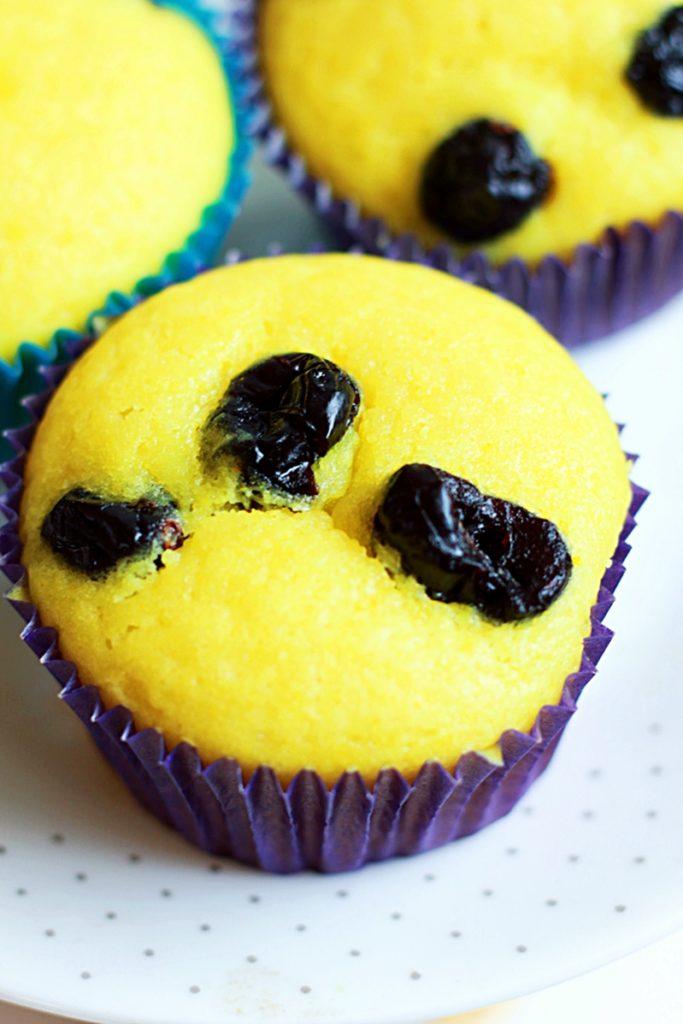 vegan leon muffins recipe