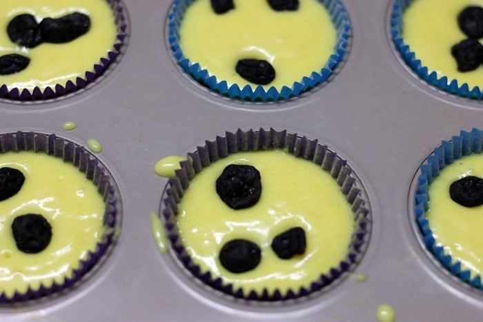 lemon muffins step 3