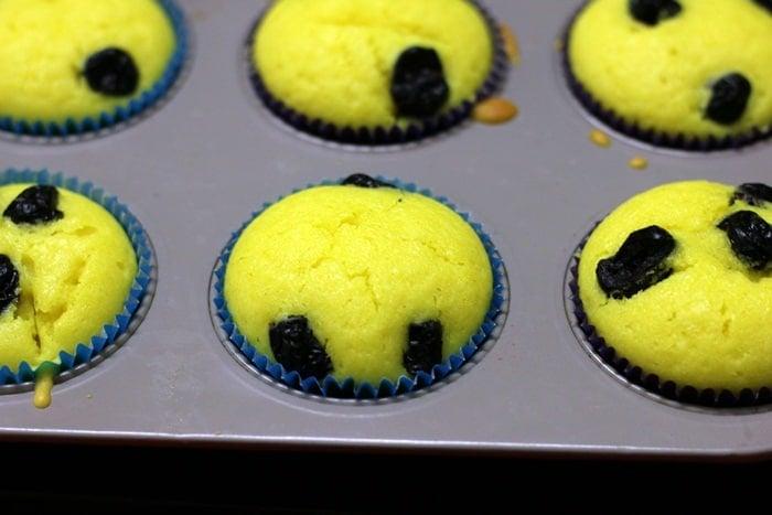 lemon muffins step 4
