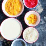 Mango falooda recipe   How to make easy mango falooda recipe