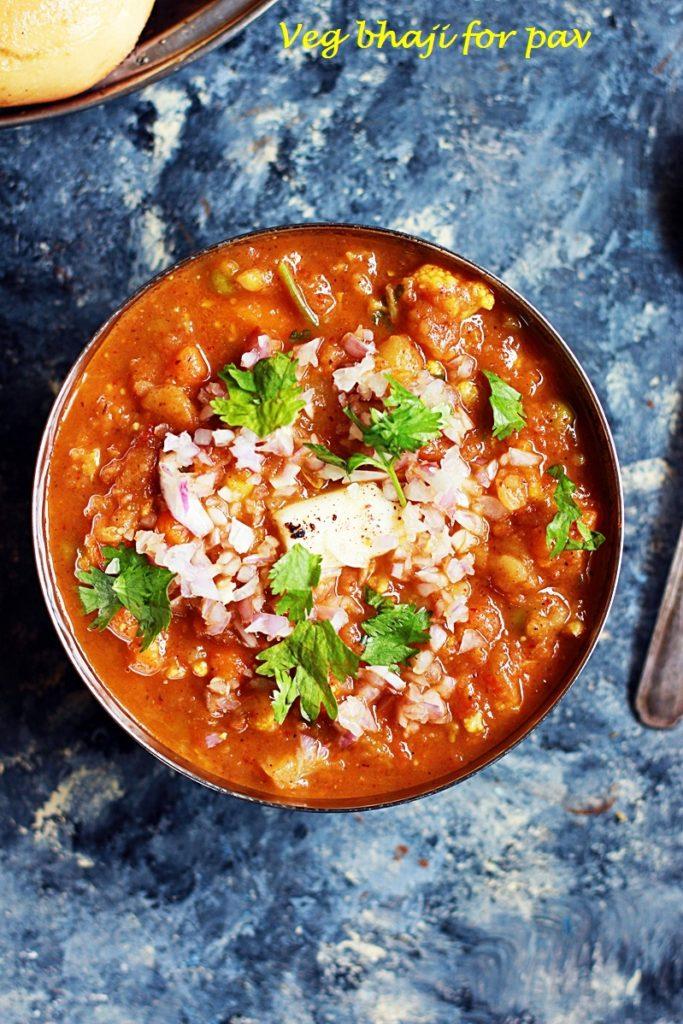 pav bhaji recipe b