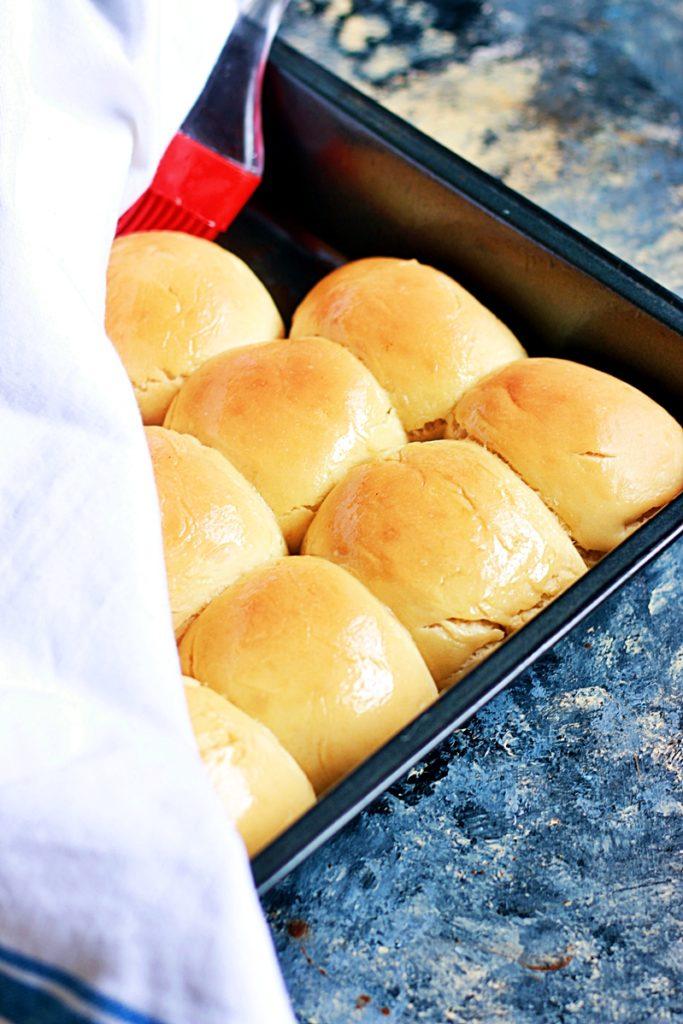 Pav recipe with step by step photos