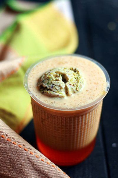 how to make jigarthanda recipe