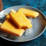 Mango pineapple popsicles recipe