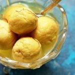 mango rasgulla recipe