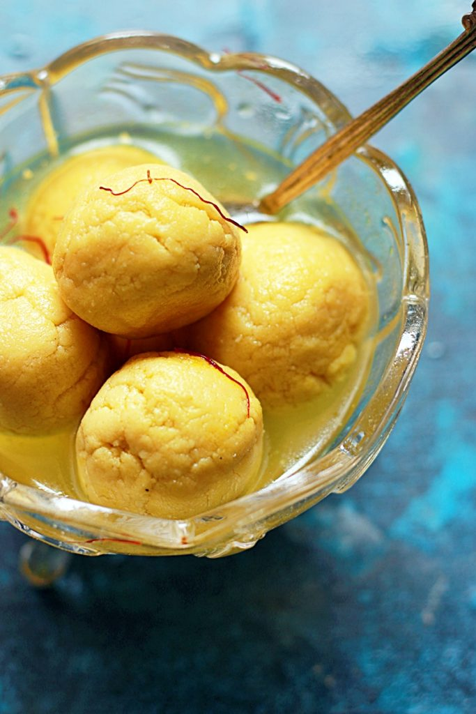 how to make rasgulla recipe