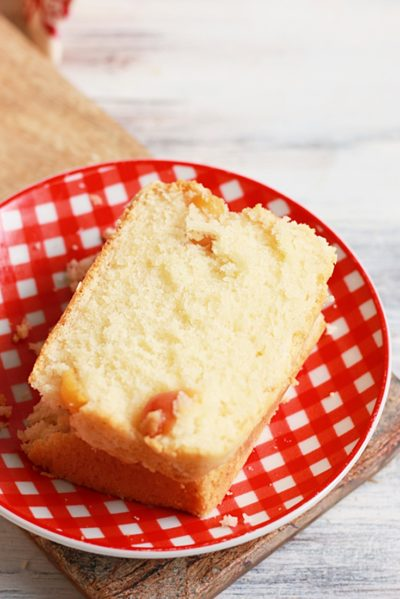 egglesscherry pound cake recipea