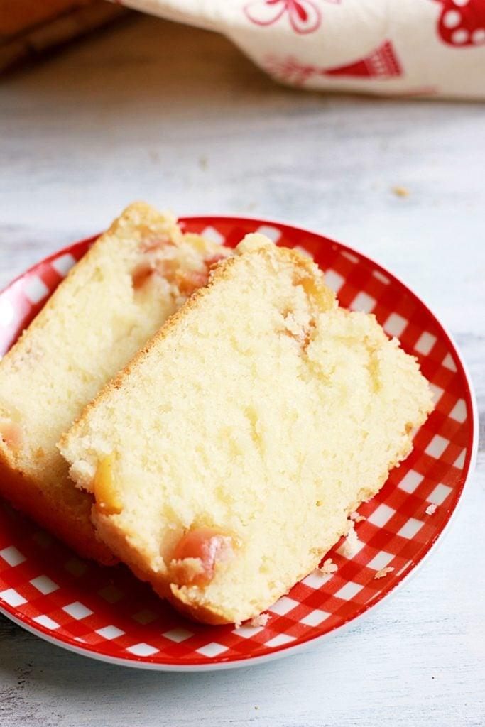 eggless pound cake recipe