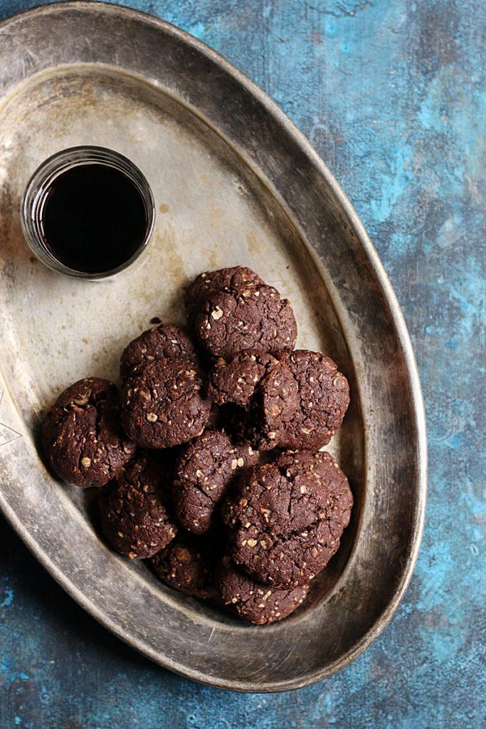 oats brookies recipe d