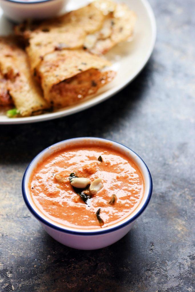 peanut tomato chutney recipe c