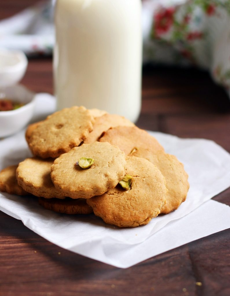 whole wheat butter cookies recipe b