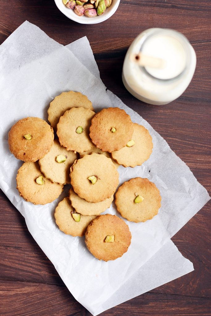whole wheat butter cookies recipe c