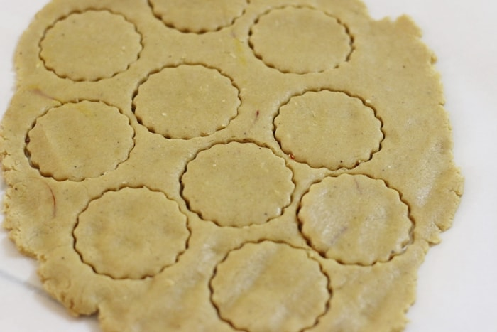 whole wheat butter cookies recipe step 5