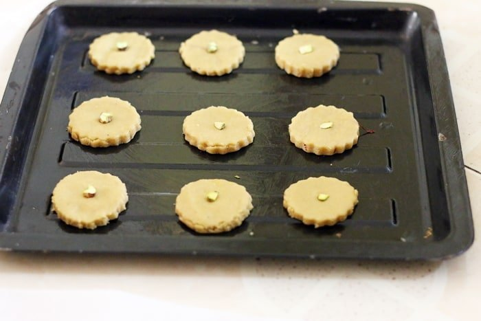 whole wheat butter cookies recipe step 6
