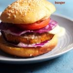 aloo tikki burger recipe